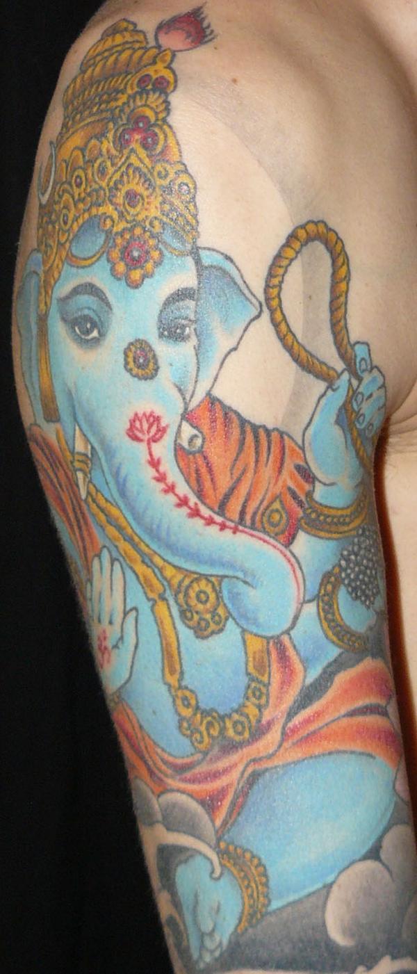 Utopia Tattoo - LiLz.eu - Tattoo DE